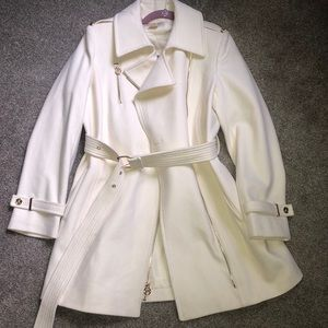Michael Kors Cream peacoat